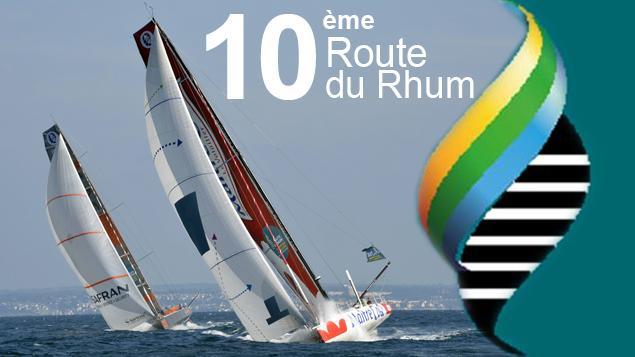 """Zodiac partner van """"Route du Rhum-Destination Guadeloupe"""""""
