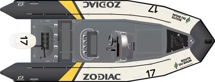 Zodiac Pro Open 650