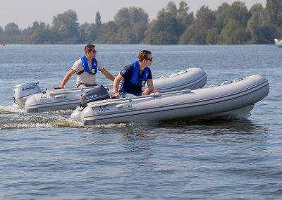 Zodiac Cadet Alu Rib Nederland