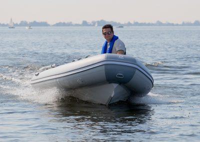 Zodiac Cadet 360 alu rib dl-deck bijboot tender zodiac nederland aalsmeer