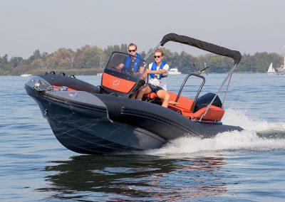 Zodiac N-ZO 680 Rib Rubberboot