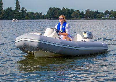 Zodiac Yachtline Deluxe Rib 360