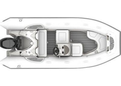 Yachtline 400 Zodiac Nederland