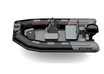 Zodiac Open 3.4 Rib Nieuw