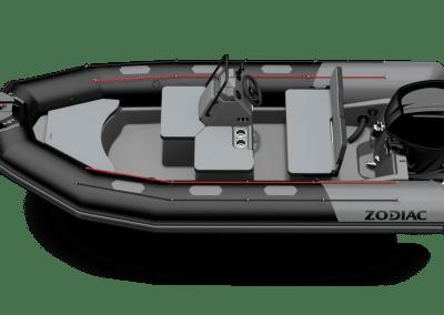 Zodiac Open 4.8 Rib